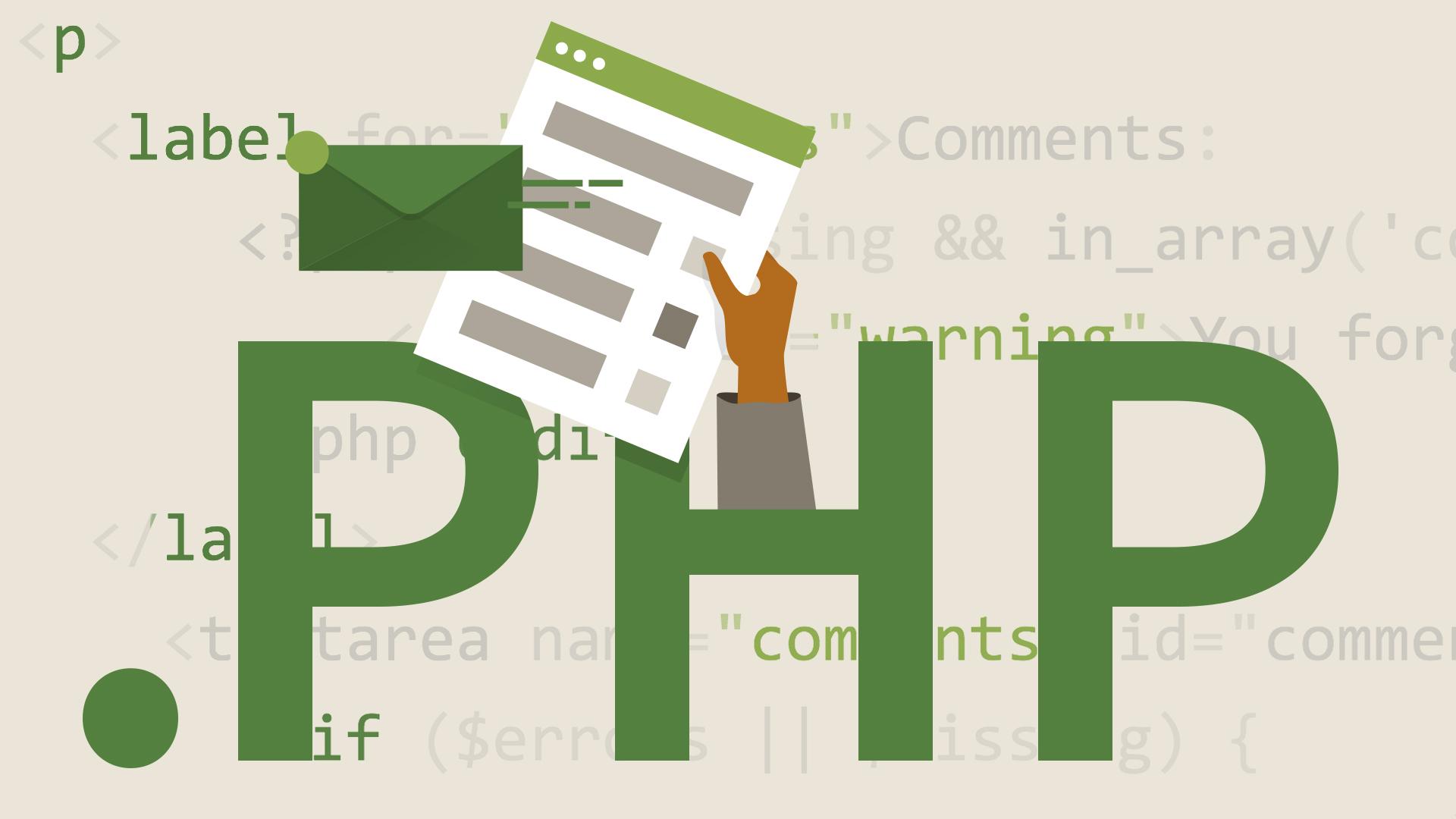 دانلود رایگان مجموعه مقالات آموزش زبان برنامه نویسی PHP