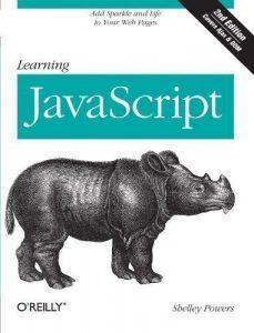 دانلود کتاب Learning JavaScript by Shelley Powers