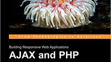 دانلود ajax and php building responsive web applications