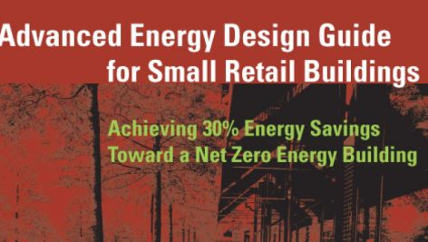 Advanced Energy Design Guide for Small Retail Buildings