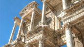 کتابخانه شهر افسوس