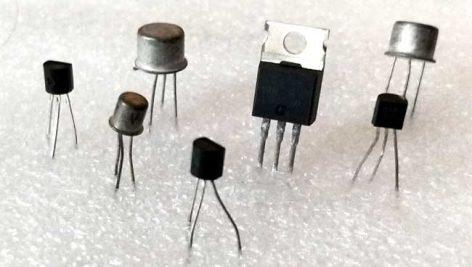 همه چیز درباره ترانزیستور،طرز کار،تست ترانزیستور و انواع آن!