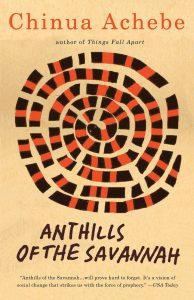 رمان انگلیسی تپه های مورچه ساوانا |Anthills of the Savannah