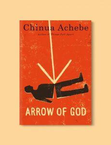 معرفی و دانلود کتاب رمان انگلیسی پیکان خدا   Arrow of God