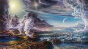 همه چیز درباره چگونگی پیدایش زمین و حیات بر روی آن