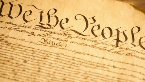 قانون اساسی در امریکا