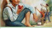 معرفی کامل و دانلود کتاب ماجراهای تام سایر اثر مارک تواین The Adventures of Tom Sawyer