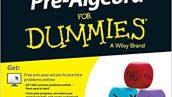 دانلود کتاب 1001 مساله ریاضی و جبر مقدماتی برای احمق ها 1001Basic Math and Pre-Algebra Practice Problems For Dummies