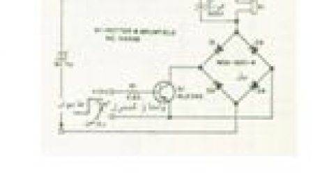 طراحی و ساخت مدار کنترل رله جریان متناوب (کنترل الکترونیکی)