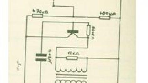 مدار دانلود و ساخت مدار دزدگیر 6 ولت ساده (مدار الکترونیکی)