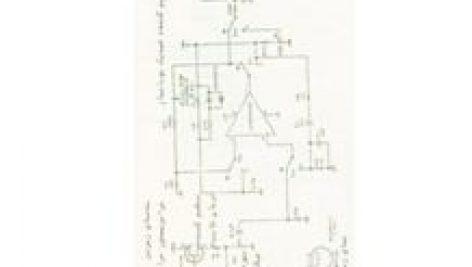 دانلود مدار الکتریکی ترکیب پیش تقویت کننده و مولد تن