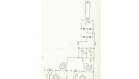 دانلود مدار منبع تغذیه ( منبع قدرت) تنظیم شده با دو ولتاژ