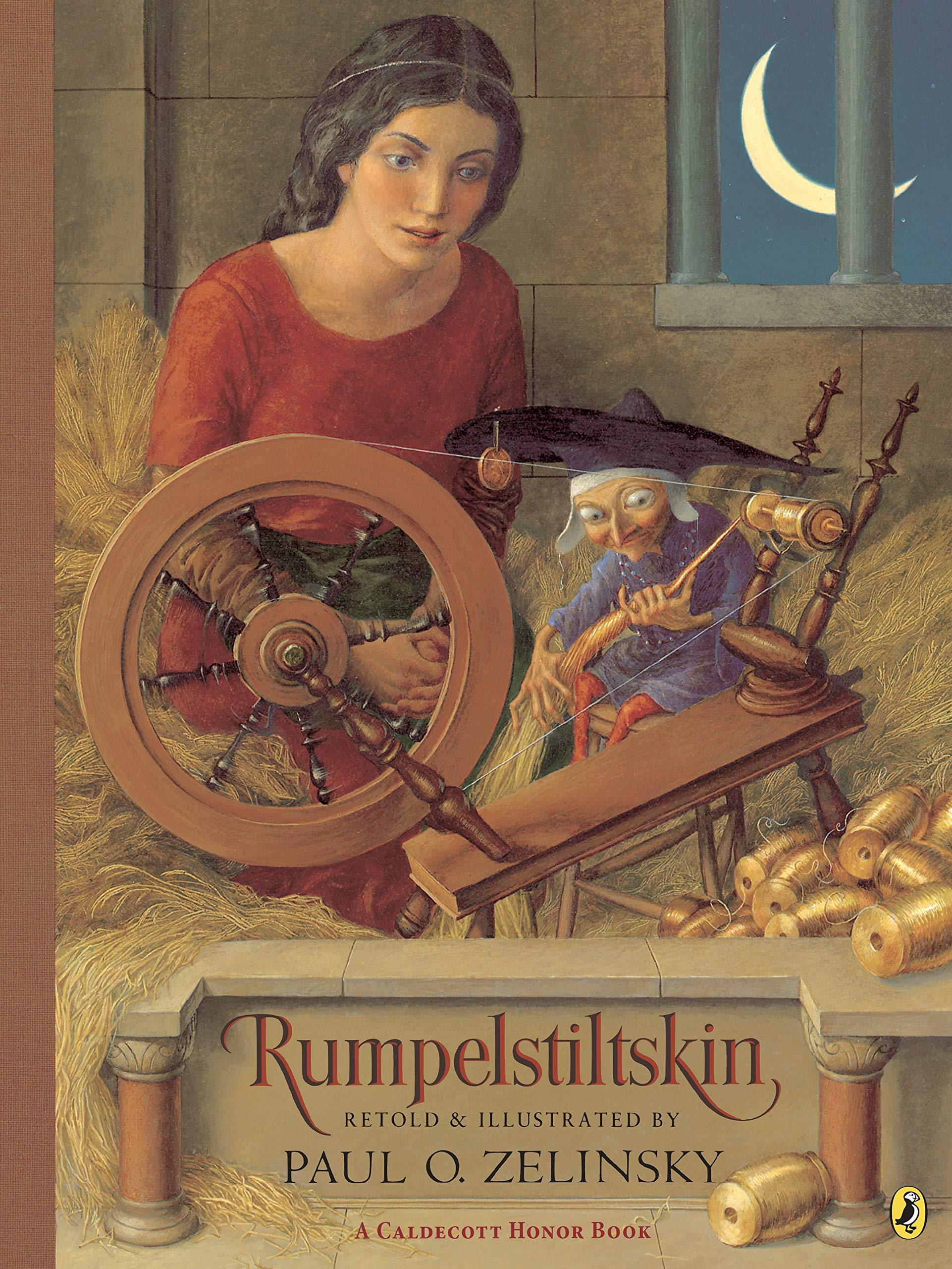 داستان صوتی انگلیسی رامپلاستیلتاسکین | Rumpelstiltskin