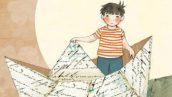 دانلود داستان صوتی انگلیسی پسری در قایق کاغذی The Boy In The Paper Boat