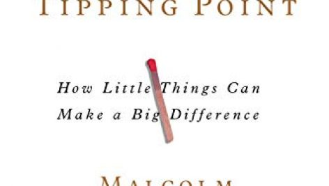 نقطه عطف نوشته ی مالکوم گلدول| The Tipping Point by Malcolm Gladwell