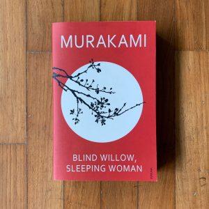 معرفی کامل و دانلود نسخه انگلیسی کتاب Blind Willow, Sleeping Woman