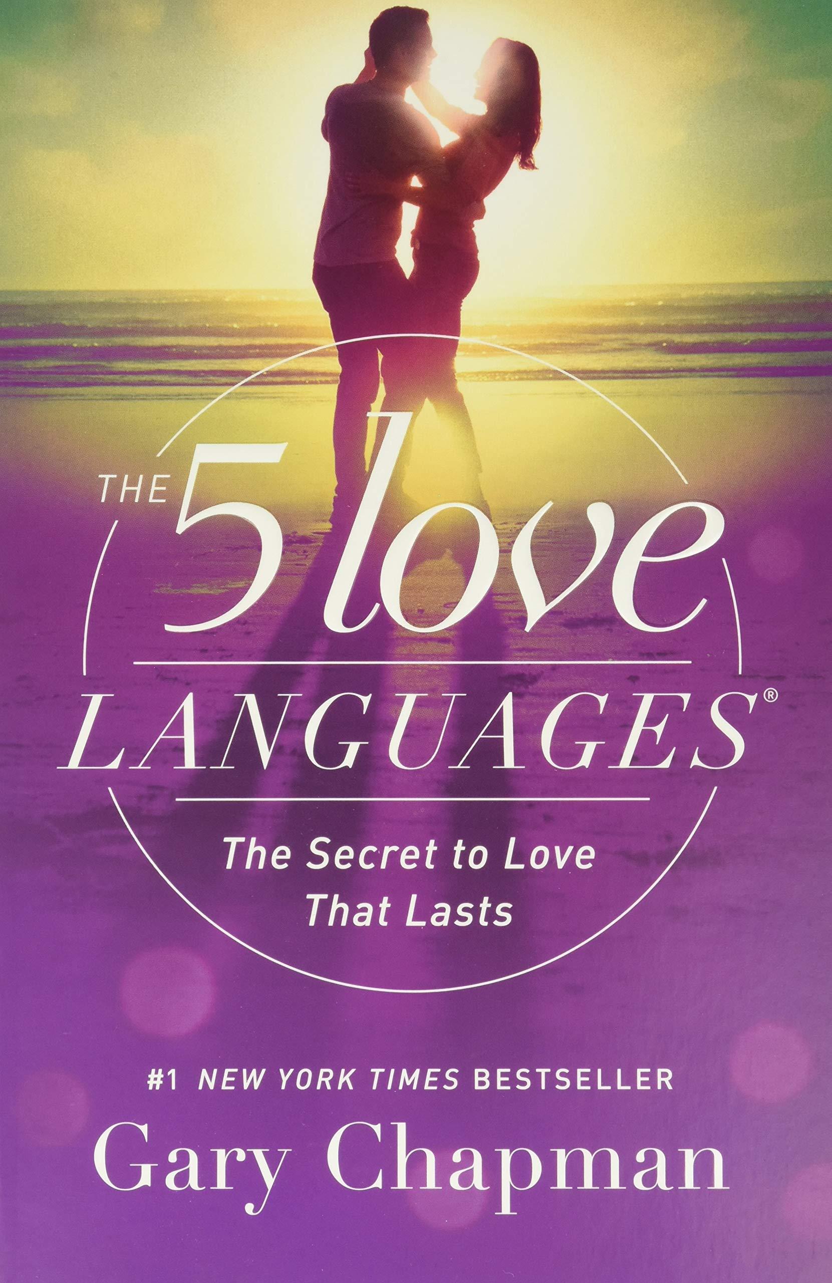 دانلود نسخه انگلیسی کتاب 5 زبان عشق | The 5 Love Languages
