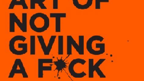 هنر ظریف بی خیالی نوشته مارک منسون| The Subtle Art of Not Giving a F*ck
