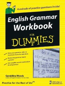 English Grammar Workbook for Dummiesگرامر انگلیسی برای احمق ها -