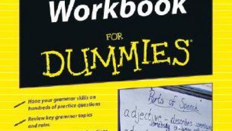 گرامر انگلیسی برای احمق ها   English Grammar Workbook for Dummies