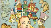 کتاب کمیک انگلیسی ماجراهای آلیس در سرزمین عجایب