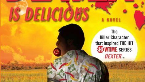 دانلود جلد پنجم کتاب دکستر (دکستر لذیز است) Dexter Is Delicious