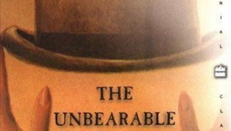 The Unbearable Lightness of Being -سبکی تحملناپذیر هستی اثر میلان کوندرا- Milan Kundera