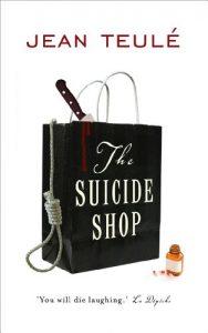 معرفی کامل و دانلود کتاب مغازه خودکشی | The Suicide Shop