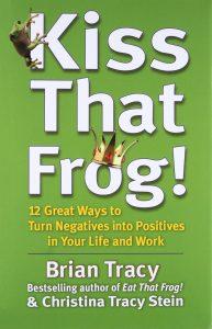 معرفی و دانلود کتاب قورباغه ات را ببوس | Kiss That Frog