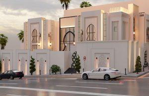 طراحی معماری عربی