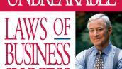 معرفی کتاب ۱۰۰ قانون شکست ناپذیر برای موفقیت در تجارت