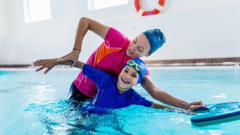 دانلود کتاب آموزش انواع شنا