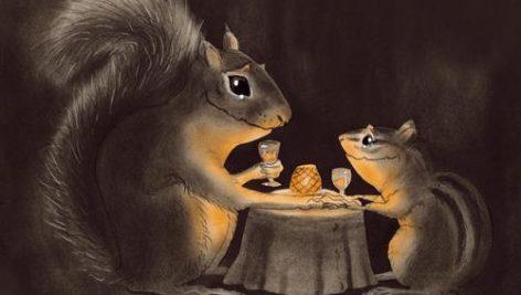 مجموعه داستان انگلیسی David Sedaris |Squirrel Seeks Chipmunk