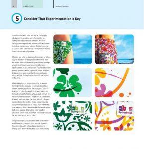 معرفی و دانلود کتاب کار طراحی رنگ   Color Design Workbook