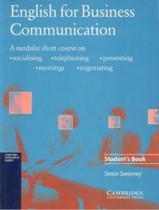 معرفی و دانلود کتاب انگلیسی برای ارتباطات تجاری و اجتماعی