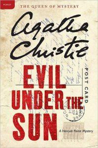 دانلود نسخه انگلیسی کتاب شرارتی زیر آفتاب Evil Under the Sun