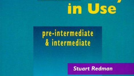 معرفی و دانلود کتاب English Vocabulary in Use سطح متوسط