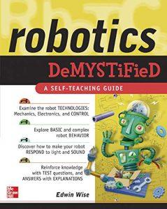 رباتیک Robotics Demystified- A Self-Teaching Guide
